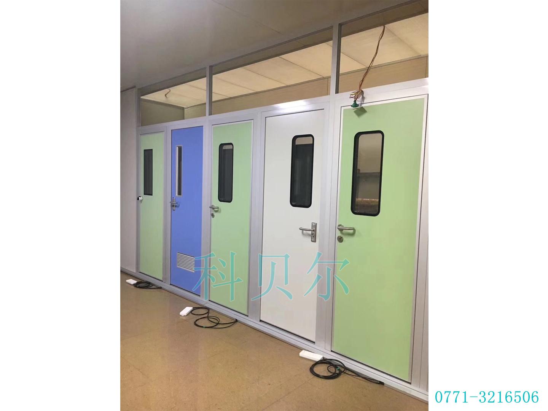洁净彩钢板定制门